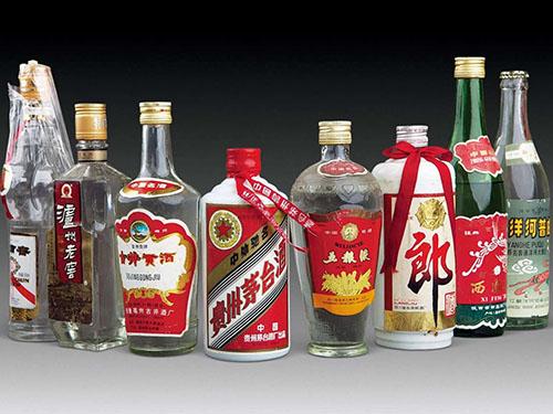 限时购礼品、工艺品、饰品 合肥董酒回收官网